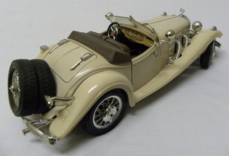 Mercedes-Benz 500 K Roadster de 1936